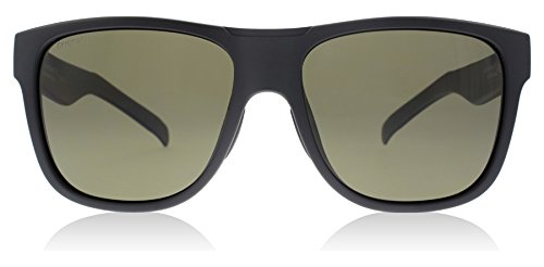 Smith Lowdown XL DL5 Matte Black Lowdown XL Square Sunglasses Polarised Lens - Smith Lowdown Xl