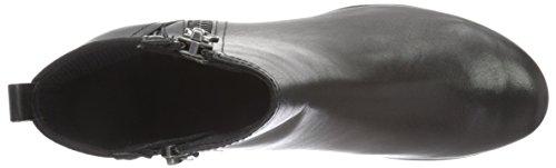 Caprice 25407, Botines para Mujer Negro (BLACK COMB 19)