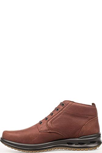 Top Hi Bordeaux Grisport 43015a4g Uomo Pelle Sneakers Px5qqYd1w