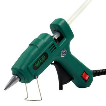 Hot Glue Gun - Hot Melt Glue Gun - 25W/60W/100W/150W Professional Melt Glue Gun Repair Tools For Metal Wood Working Stick Paper Hairpin Pu Flower - 100W (Professional Hot Melt Glue Gun)