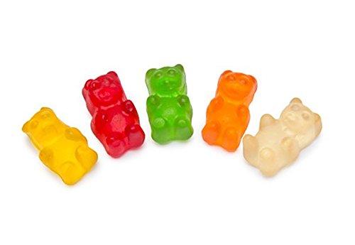 Trolli Classic Bears Gummi Candy (1Lb) (Trolli Gummi Bears)