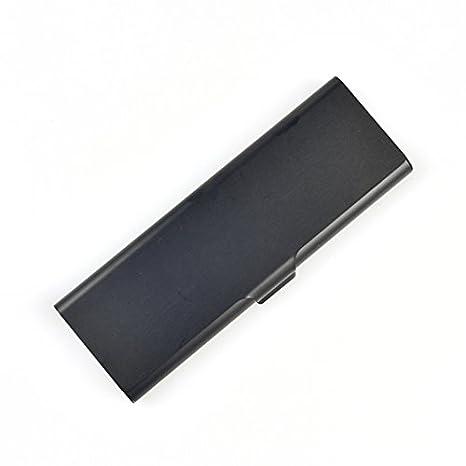 WRITIME Nuevo diseño Estuche de Metal Box de plumas finas de ...