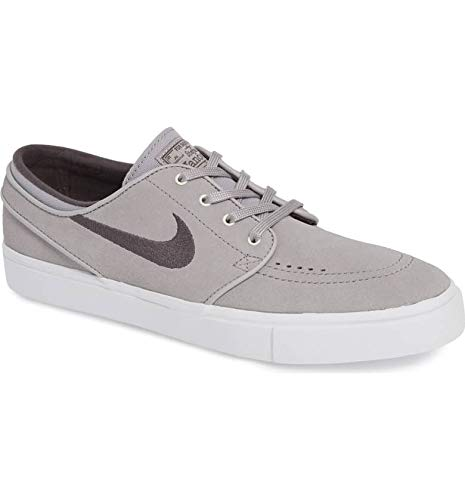 Nike Men's Zoom Stefan Janoski Skate Shoe (9.5 D(M) US, Atmosphere Grey/Thunder Grey)