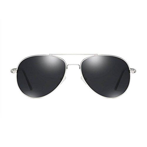 Hombres gafas anteojos de barrera Eyewear de 3 deslumbramiento polarizado completa anteojos conducción UV400 protección sol Coolsir qEd6Hpawxq