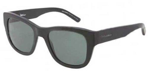 Dolce & Gabbana DG4177-19349A Polarized Sunglasses (And Unisex Dolce Gabbana)