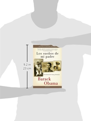 Los sueños de mi padre: Una historia de raza y herencia (Spanish Edition): Barack Obama: 9780307473875: Amazon.com: Books