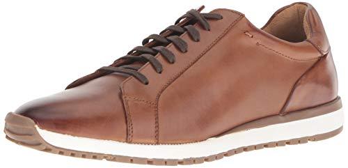 - Bacco Bucci Men's Leighton Sneaker, Whiskey, 9.5 D US
