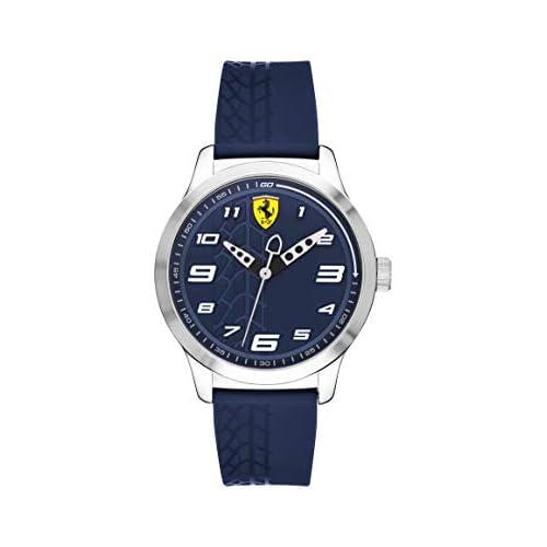 Ferrari Pitlane, Quartz...