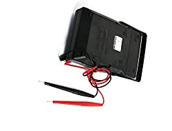 Aexit Battery Powered Tools & Testers Capacitance Infrared Signal Testing Multi Testers Pointer Multimeter