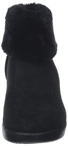 Nero Donna Stivaletti D C9999 black C Stardust Geox XqwSURF