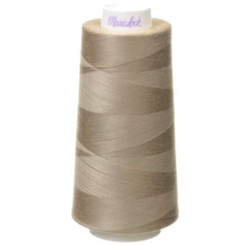 Pick Color-Blue Mist-32049 3000 Yard Cone Maxi-Lock All-Purpose Serger Thread