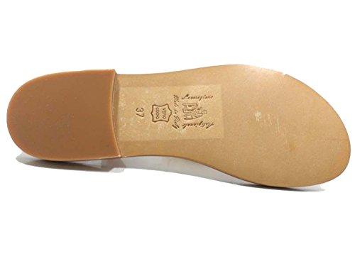Zapatos Mujer EDDY DANIELE 37 Sandalias Rosa Gamuza AW377 / AW378