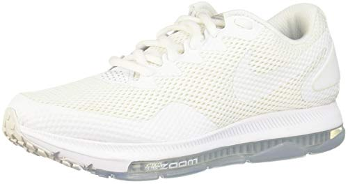 Chaussures 2 W Out NIKE Multicolore Off de Low White Femme Zoom Compétition 100 Running All 1pqwpYfA