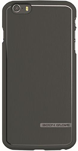 Body Glove Satin Phone Case for Apple iPhone 6 Plus/6s Plus, Black
