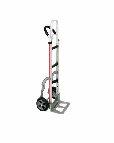 Magliner Aluminum Beer Keg Bottled Water Hand Truck with Stair ()