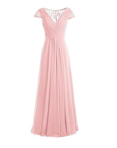 Leader of the Beauty Damen Kleid Rose YMf0q8fGi
