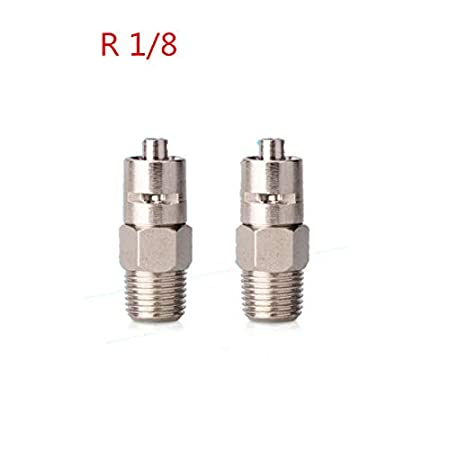G1//8 M6 M6 locking head luer lock adapter screw end R1//8 M8 optional for automatic dispensing valve G1//4