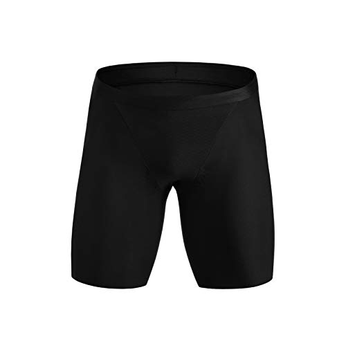 ROKA Men's Gen II Elite Aero Triathlon Sport Shorts - Black 7.5' - X-Large