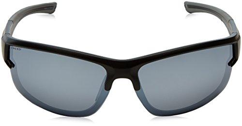 Phantom 100 Cressi Protección Gafas Adulto UV de Premium Sol Polarizadas Unisex Negro Gris Lentes dZZwxq