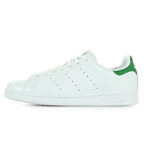 Blabas Smith 000 adidas Ftwbla Sneaker Verde Weiß Damen Stan H5qx1gY