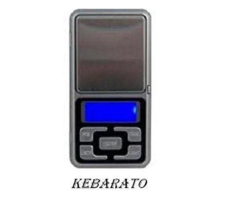 034| BALANZA BASCULA DIGITAL PRECISIÓN DE 0,1gr a 500grs: Amazon.es: Electrónica