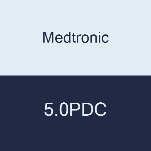 (Covidien 5.0PDC Tracheostomy Tube, Pediatric, Cuffed, 44 mm Length, Size 5.0 )