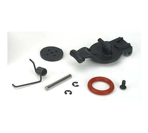 Losi B5003 Fuel Tank Lid & Spring: LST LST2 AFT MGB by Team Losi
