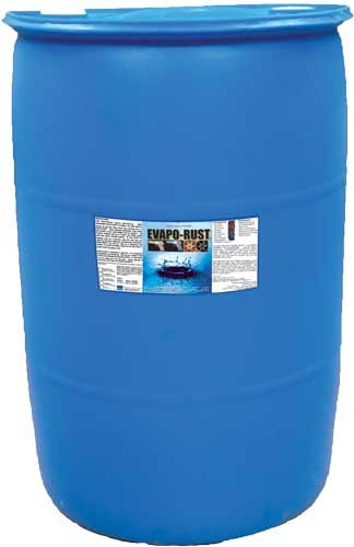 Evapo-rust 55 Gallon Safe Industrial Strength Rust Remover
