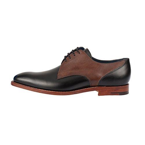 Barker Men's Alvis Leather Derby Oxford Shoe (406036)