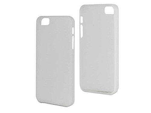 Muvit ThinGel Case Transparent für Apple iPhone 5/5S