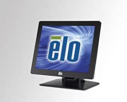 Elo E344758 Desktop Touchmonitors 1517L IntelliTouch 15\'\' LED-Backlit LCD Monitor, Black