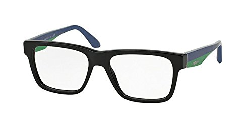 - Prada PR 16RV - VOICE Eyeglasses Color 1AB1O1