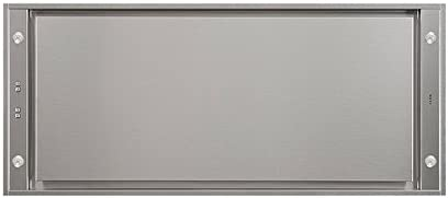 NOVY Pureline Campana techo Acero Inoxidable 6845 externo Incluye 5 años de garantía y LED: Amazon.es: Grandes electrodomésticos