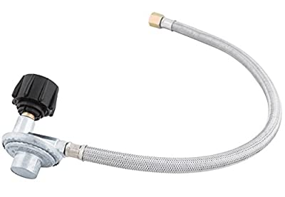 Qcc1 Hose/Regulator 21""