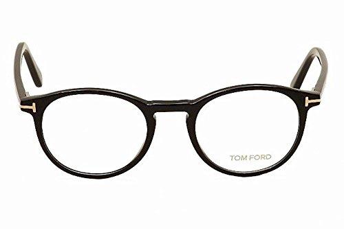 Tom Ford FT5294 Lunettes en noir brillant FT5294 001 48 48 Clear