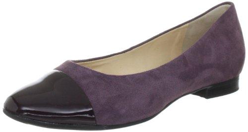 Högl shoe fashion GmbH 4-101072-81480 DamenDamen Ballerinas Rot (altrosa 8100)