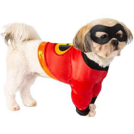 Rubie's Disney: Incredibles 2 Pet Costume Shirt and Mask, X-Large ()