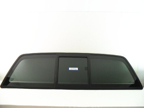 Model Ford Upholstery - 2004-2014 Ford F150 2&4 Door Pickup Sliding Back Glass Rear Window Slider OEM for All Model w/ Logo DB11576YPY