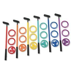 Amazon.com: Color My Clase Golf Set – Conjunto de 6: Sports ...
