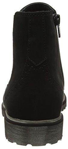 Ganter Ladies Frida-f Chelsea Boots Nero (nero 0100)