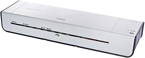 AmazonBasics 13-inch Thermal Laminator Thermal Lamination Machine