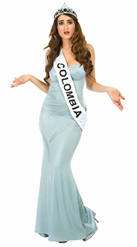 (Miss Almost Won Costume, Miss Colombia)