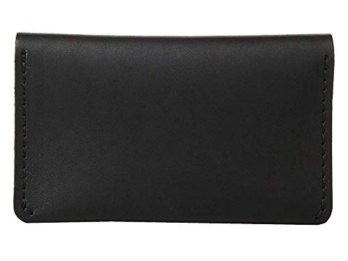 Red Wing Heritage Unisex Card Holder Wallet Black Frontier One Size