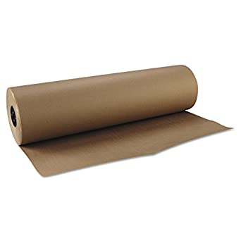 Boardwalk K3040765 Kraft Paper, 30 in x 765 ft, Brown