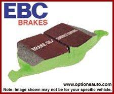 - DP61304 Ebc 02 Cadillac Escalade 5.3 (Akebono Rear Caliper) Greenstuff Front Bra