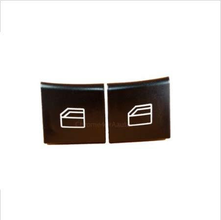 (Window Switch Button Cap For Mercedes C & E Series W204 S204 W212 S212 A207 C207)