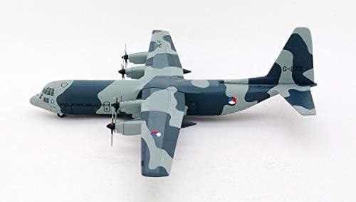 Hogan 1/200 完成品 オランダ Royal Netherlands Air Forcd C-130H G-273 ダイキャスト 戦闘機