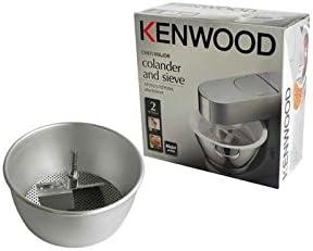 DeLonghi – AT930 – Colador y tamiz para robot Kenwood.: Amazon.es: Bricolaje y herramientas