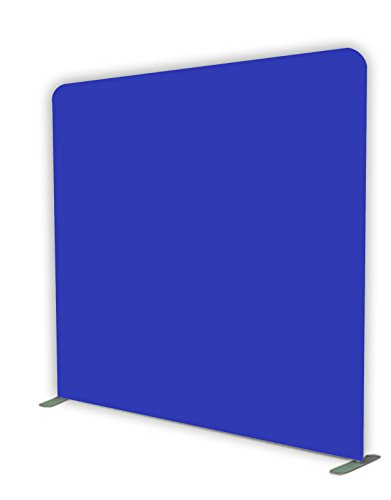 Glide Gear 8x8 Gaming Photography Video Green Screen Wrinkle Free Backdrop 4X Colors: Black/Blue/Green Chromakey/White with Collapsible Stand by Glide Gear (Image #6)