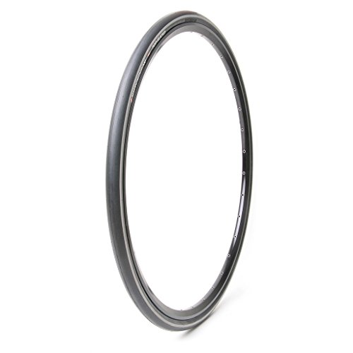 Hutchinson Top Slick 2 Tubetype Tire, Black,700cm x 25/32